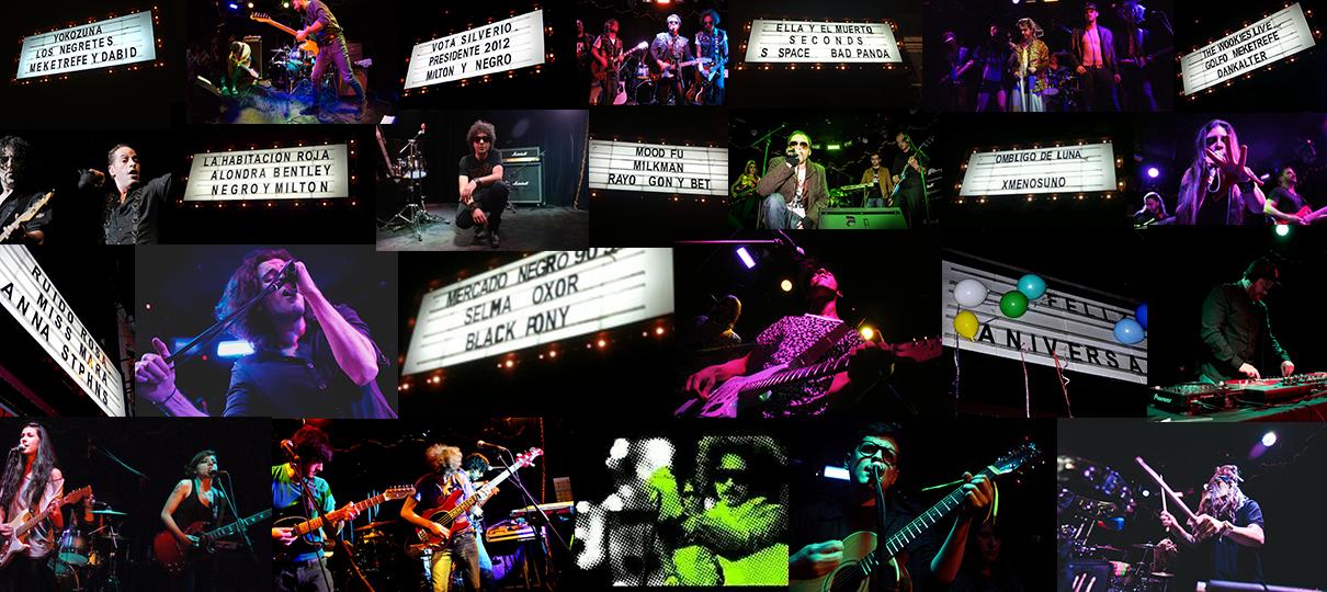 El Mejor Escenario de Rock en México / Se parte de la historia