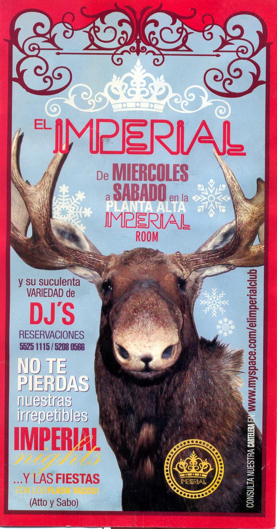 diciembre 2008 imperial