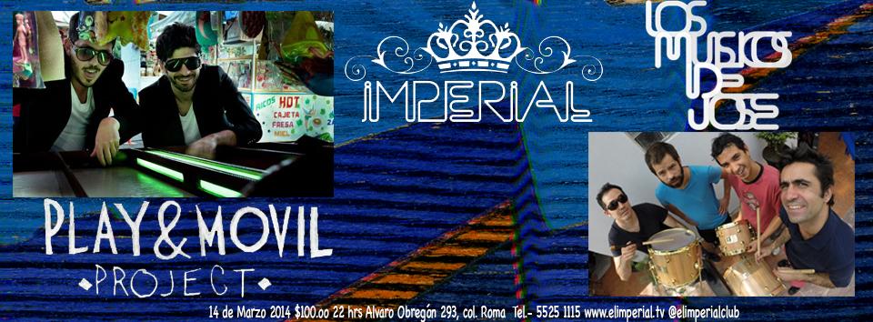 IMPERIAL 14 de Marzo