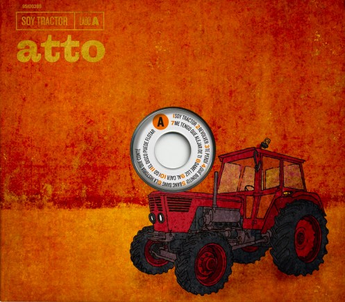 atto Soy tractor