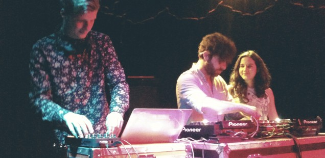 FOALS DJ SET